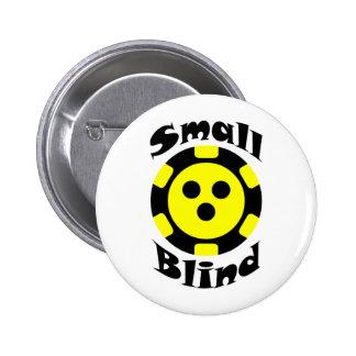 Smallblind póquer pin