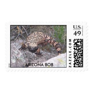 smaller, ARIZONA BOB Stamps