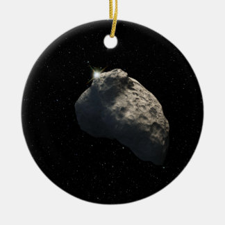 Smallest Kuiper Belt Object Ceramic Ornament
