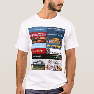 Smallest Minority GBR-1 banners T-Shirt