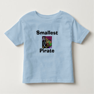 Smallest Pirate T-shirt
