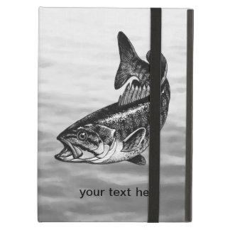Smallmouth Bass Fishing Cover For iPad Air