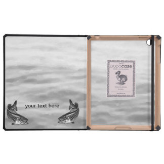 Smallmouth Bass Fishing graphic Covers For iPad