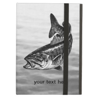 Smallmouth Bass Fishing Cover For iPad Air