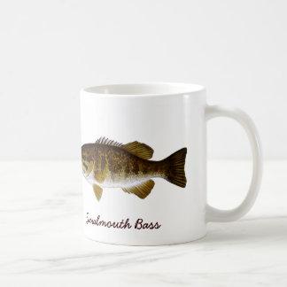 SMALLMOUTH BASS COFFEE MUGS
