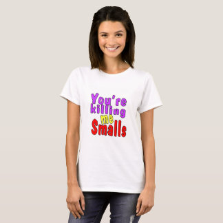 Smalls Collection - Mom's T-Shirt