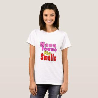 Smalls Collection - Nana's T-Shirt