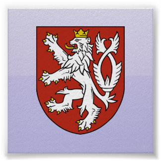 Smallt arms theech Republic, Czech Poster