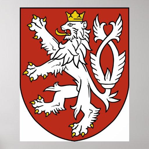 Smallt arms theech Republic, Czech Posters