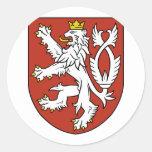 Smallt arms theech Republic, Czech Sticker