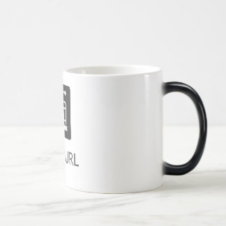 SmallURL - Temperature Mug