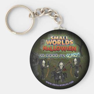 SmallWorlds Halloween Key Chain: Grim Reaper