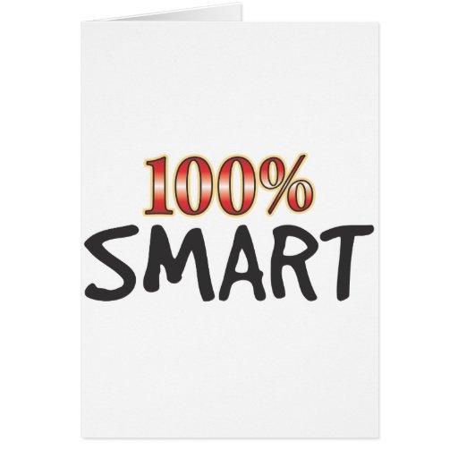 Smart 100 Percent Cards