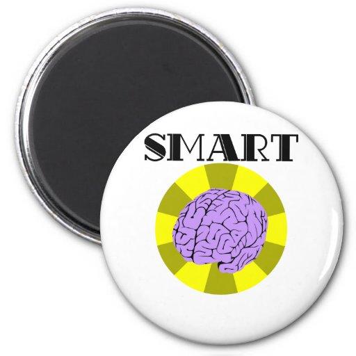 Smart 2 Inch Round Magnet