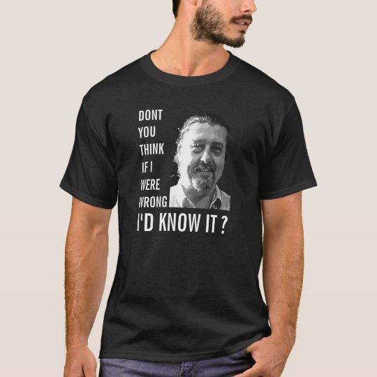 Smart Alec T-Shirt