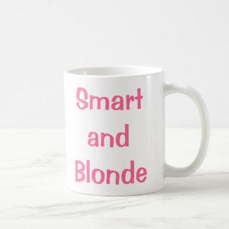 Smart and Blonde Coffee Mug