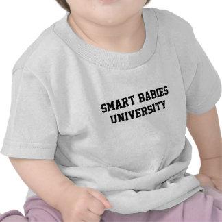 Smart Babies University (2) Tee Shirts