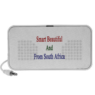 Smart Beautiful And From South Africa Travelling Speakers