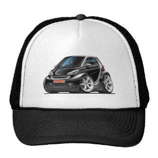Smart Black Car Trucker Hat