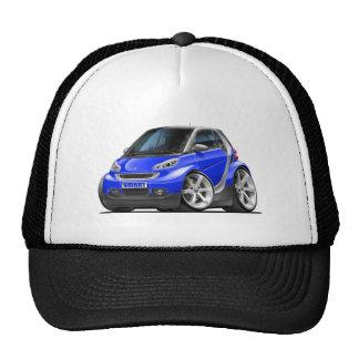 Smart Blue Car Trucker Hat