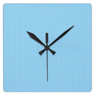 Smart Blue Clock