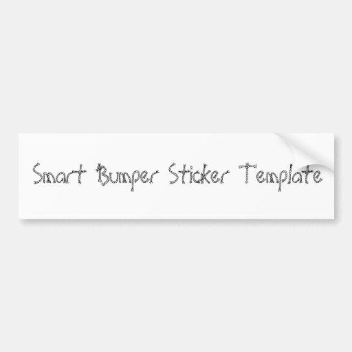 Bumper sticker template free blank template bumper stickers maxwellsz