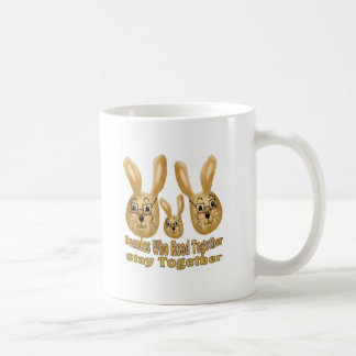 Smart Bunnies Coffee Mug