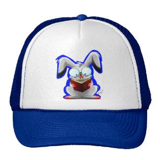 Smart Bunny Trucker Hat
