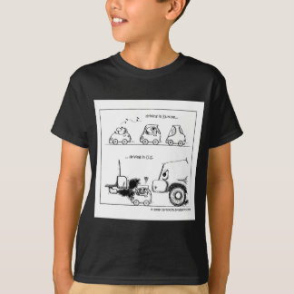Smart Cars in U.S. T-Shirt