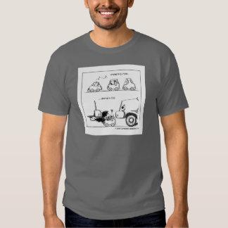 Smart Cars in U.S. Tee Shirt