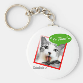 smart cat keychain