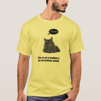 Smart Cats - Tshirt