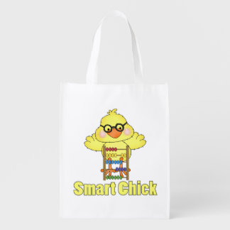 Smart Chicks Reusable Grocery Bag