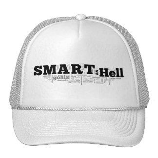 SMART como infierno Gorro De Camionero