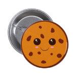 Smart Cookie 2 Inch Round Button