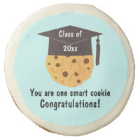 Smart Cookie Graduation Favors