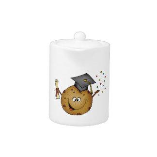 Smart Cookie Graduation Gift Teapot