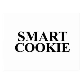 Smart Cookie Postcard