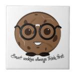 Smart Cookies 2 Ceramic Tile
