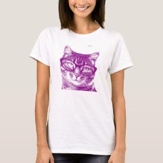 Smart Cute Cat T-Shirt