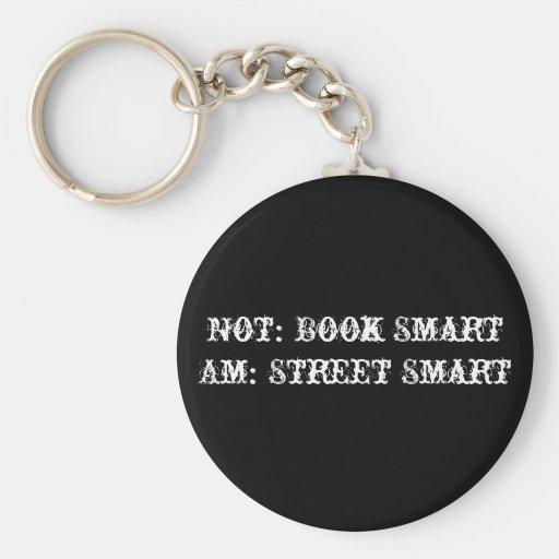 Smart de otras maneras llaveros