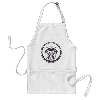 Smart Dog Adult Apron