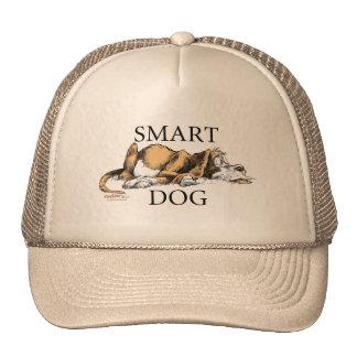 Smart Dog cap Trucker Hat