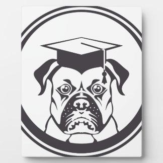 Smart Dog Plaque