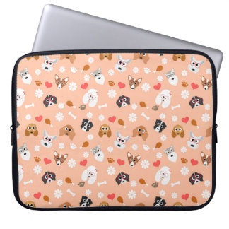Smart Dogs Laptop Computer Sleeve