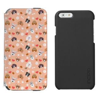 Smart Dogs Incipio Watson™ iPhone 6 Wallet Case