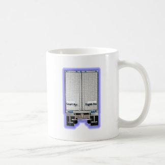 Smart Dumb Truck Coffee Mug