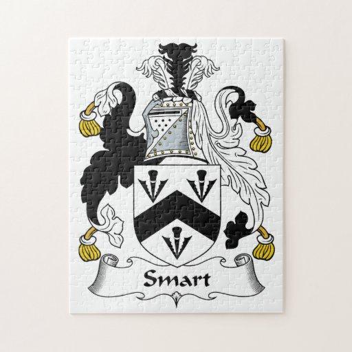 Smart Family Crest Puzzles