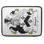 Smart Family Crest Sleeve For MacBook Pro