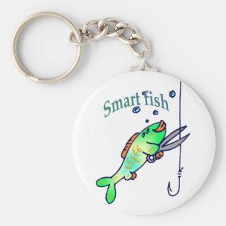 smart-fish keychain